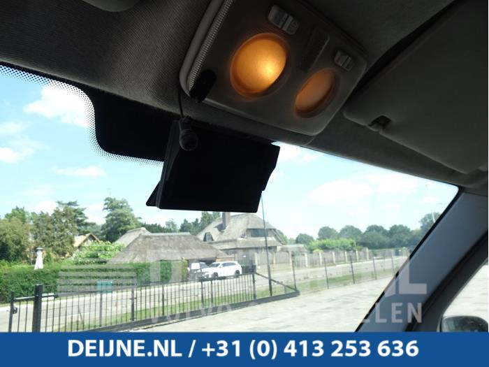 Achteruitrij Camera - Peugeot Boxer