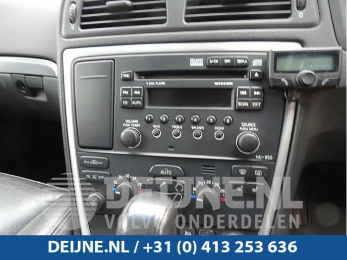 Regelunit Multi Media - Volvo S60