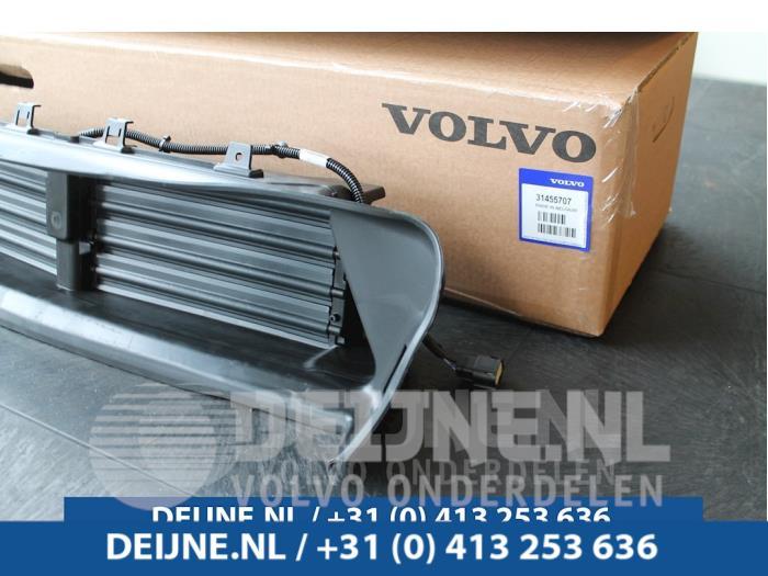 Luchtgeleider - Volvo V40