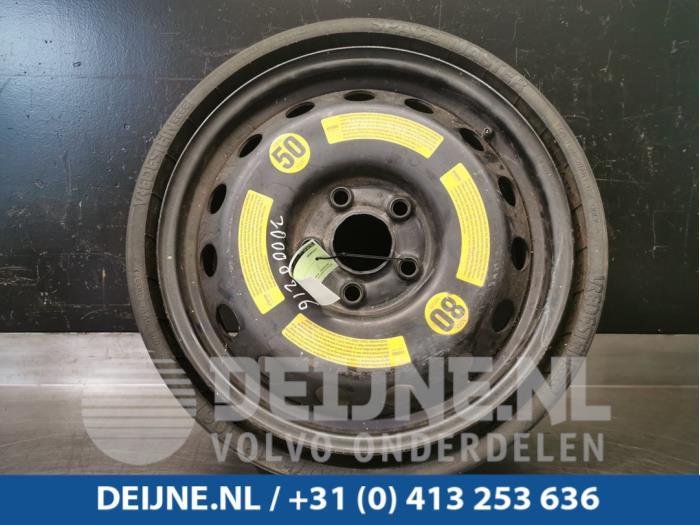 Reservewiel - Porsche Cayenne