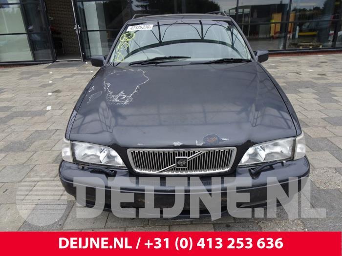 Motorkap - Volvo V70