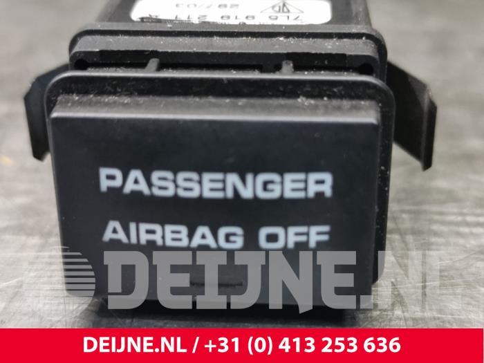 Airbag schakelaar - Porsche Cayenne