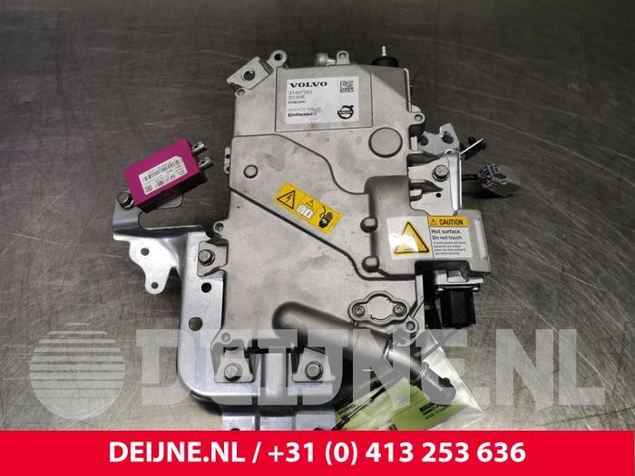 Omvormer - Volvo V60