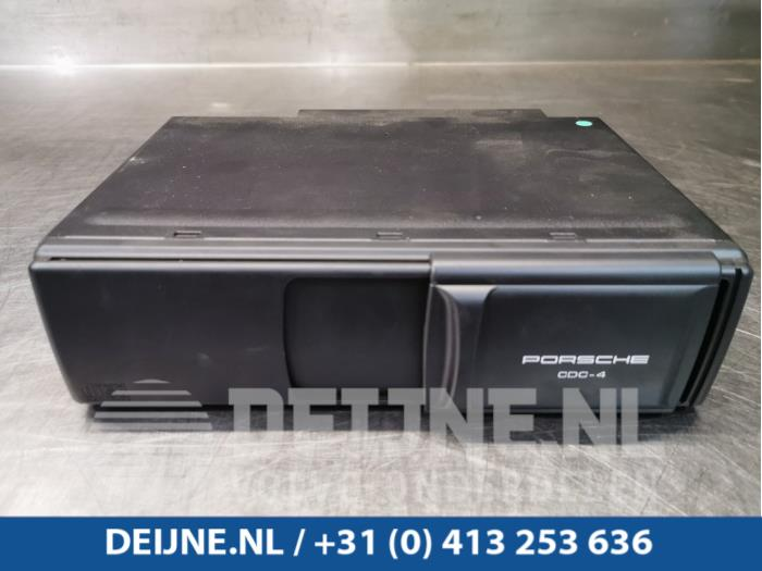 CD Wisselaar - Porsche Cayenne