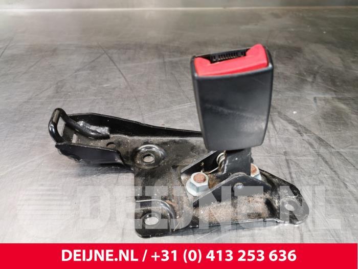 Veiligheidsgordel Insteek midden-achter - Porsche Cayenne