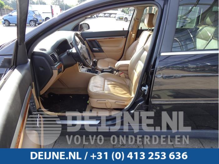 Stoel Bekleding links - Opel Vectra