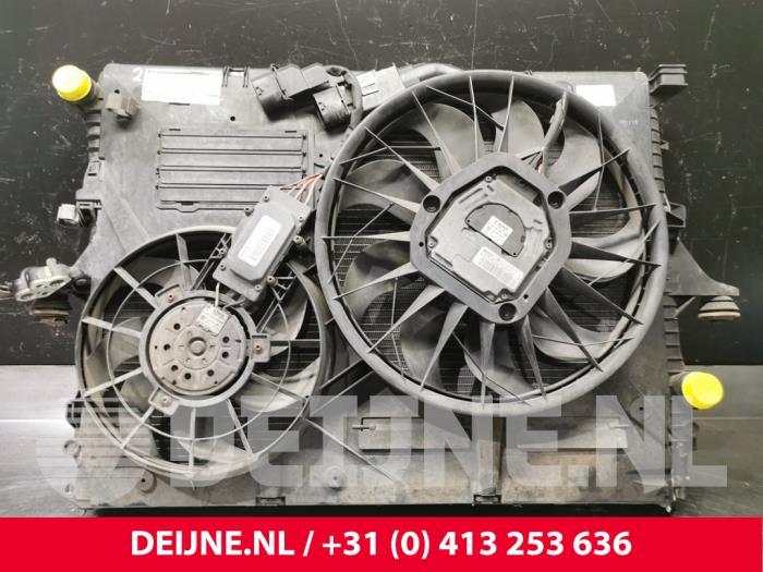 Koelerset - Porsche Cayenne