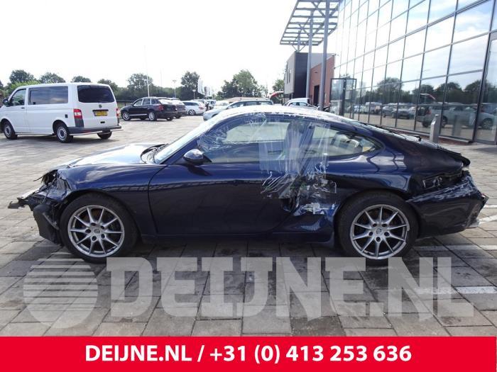 Extra Ruit 2Deurs links-achter - Porsche 911