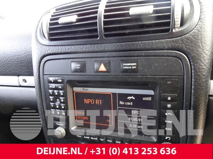 Display Climat Control - Porsche Cayenne