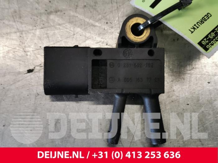 Roetfilter sensor - Mercedes C-Klasse