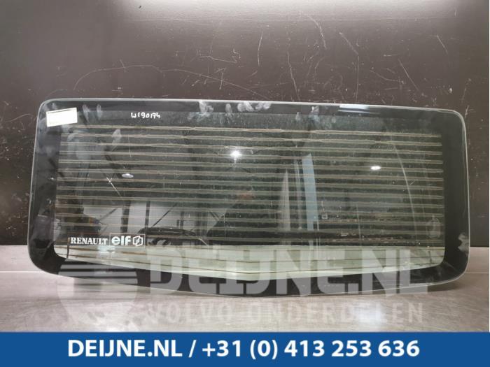 Ruit achter - Renault Trafic