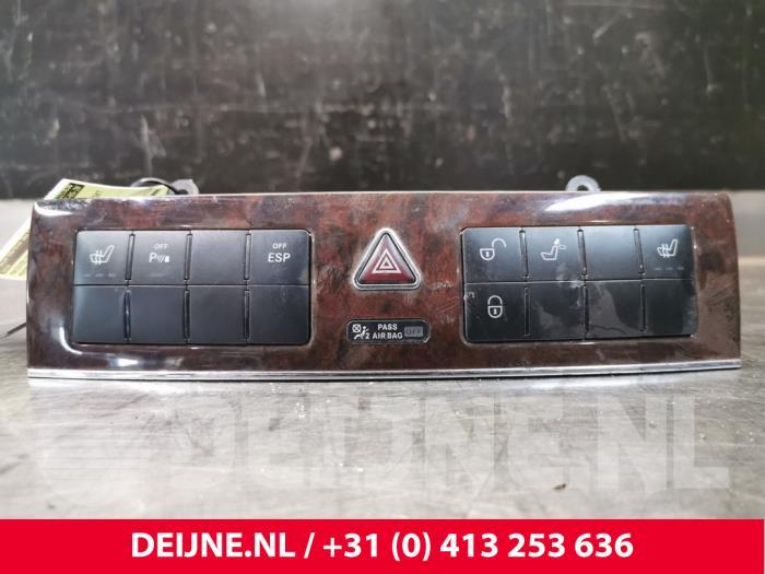 Paniekverlichtings Schakelaar - Mercedes C-Klasse