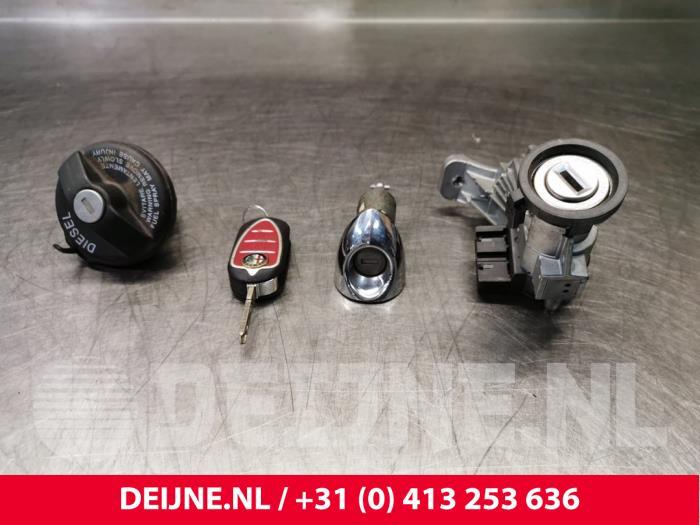 Slotenset Cilinder (compleet) - Alfa Romeo Mito