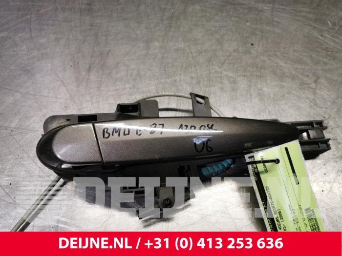 Portiergreep 4Deurs rechts-achter - BMW 1-Serie