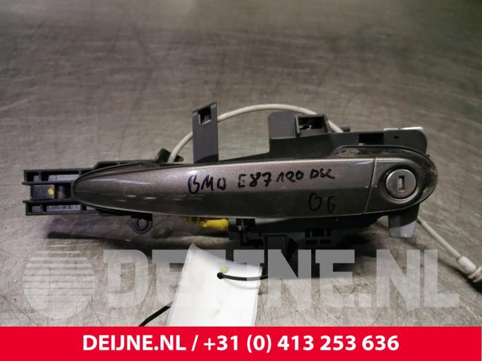 Portiergreep 4Deurs links-voor - BMW 1-Serie