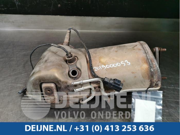 Roetfilter - Volvo V40