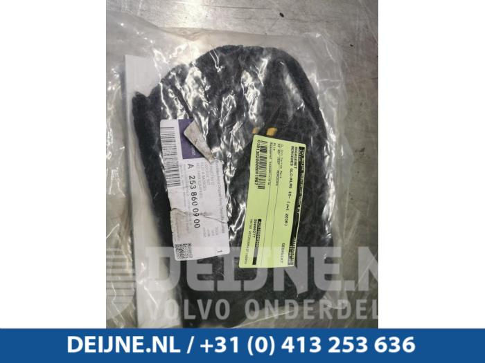 Bagagenet - Mercedes GLC-Klasse