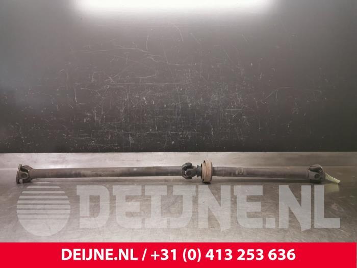 Tussenas - Volvo 7-Serie