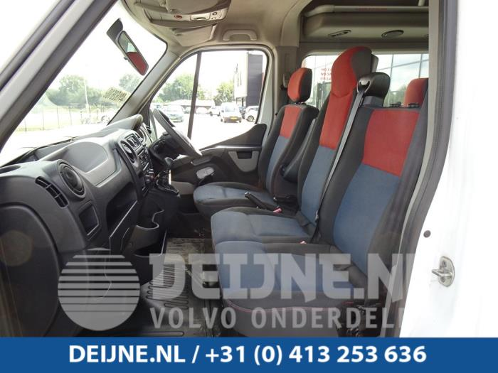 Bank links-voor - Renault Master