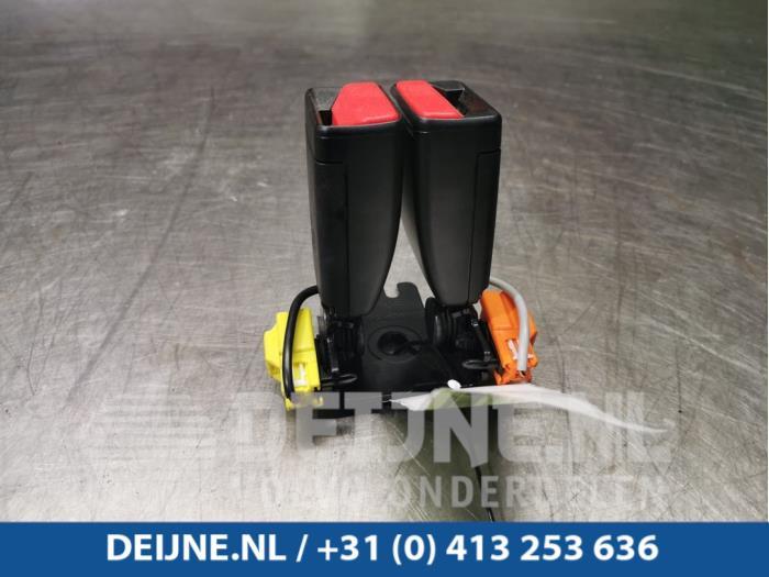 Veiligheidsgordel Insteek links-achter - Volvo V40