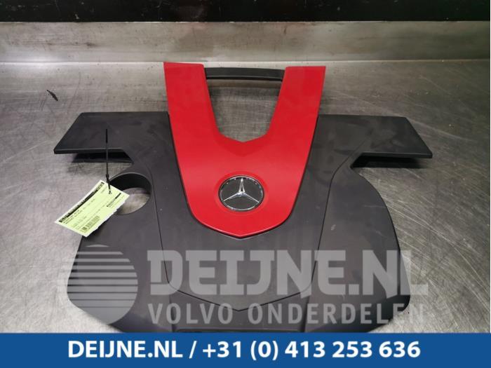 Afdekplaat motor - Mercedes GLC-Klasse
