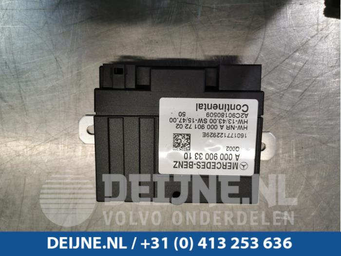 Brandstofpomp module - Mercedes GLC-Klasse