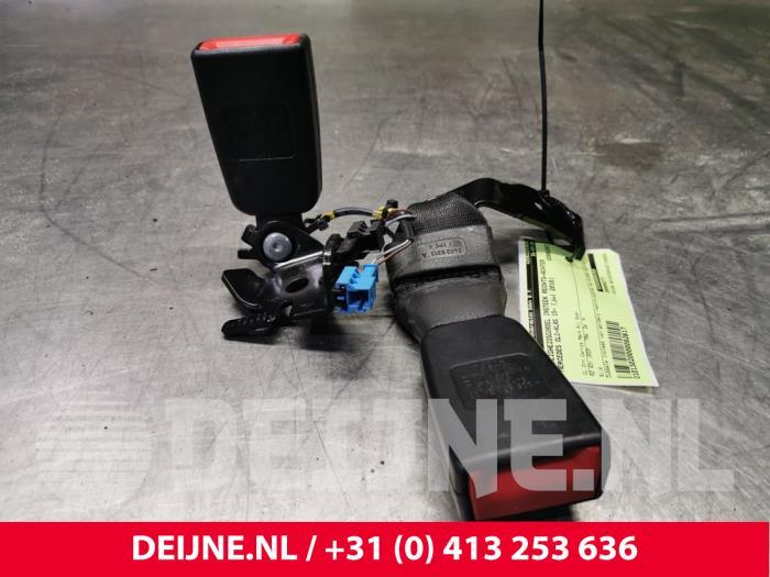 Veiligheidsgordel Insteek rechts-achter - Mercedes GLC-Klasse