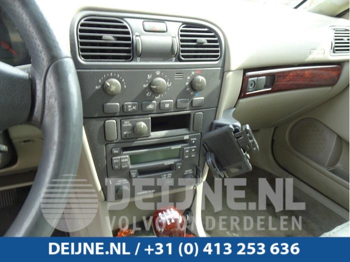Radiobedienings paneel - Volvo S40