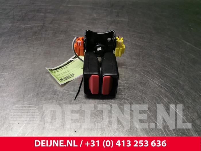 Veiligheidsgordel Insteek midden-achter - Volvo V60