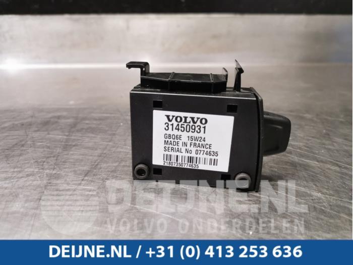 Simkaart houder - Volvo V60