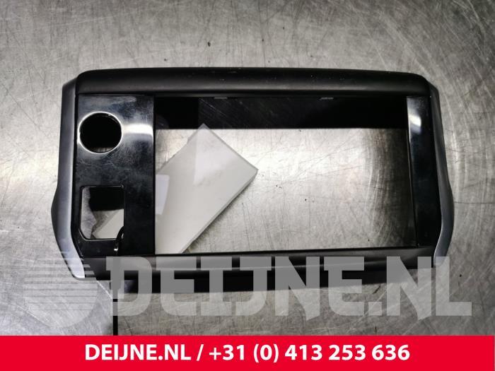 Dashboard deel - Peugeot 2008