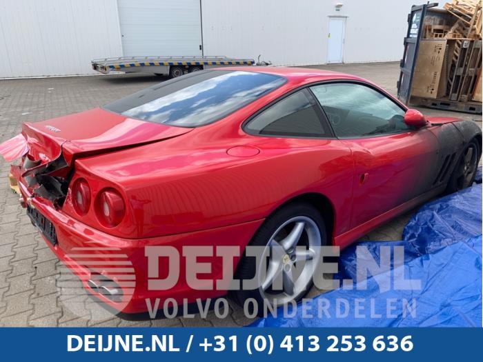 Portierruit 2Deurs rechts - Ferrari 550