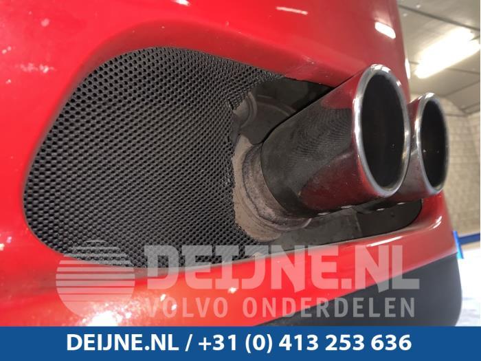 Uitlaat Einddemper - Ferrari 550