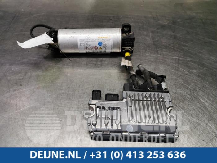 Start/stop condensator - Citroen Berlingo