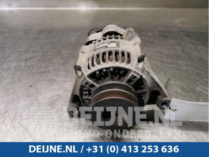 Dynamo - Volvo 9-Serie