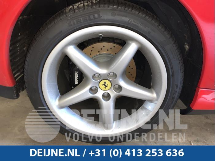 Velg - Ferrari 550