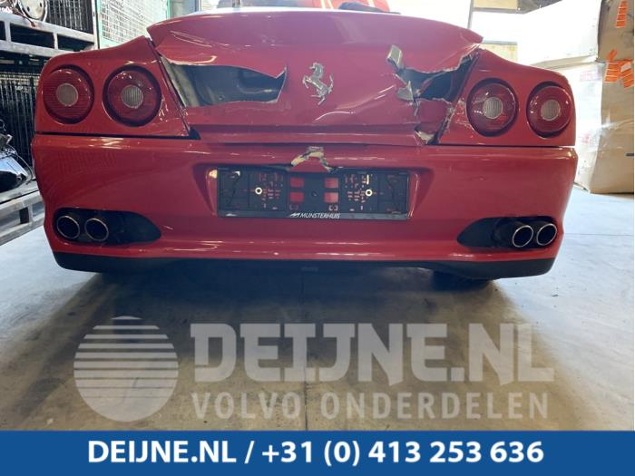 Achterbumper - Ferrari 550