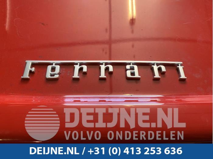 Embleem - Ferrari 550