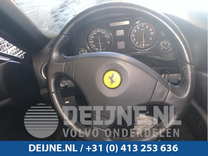 Airbag set - Ferrari 550
