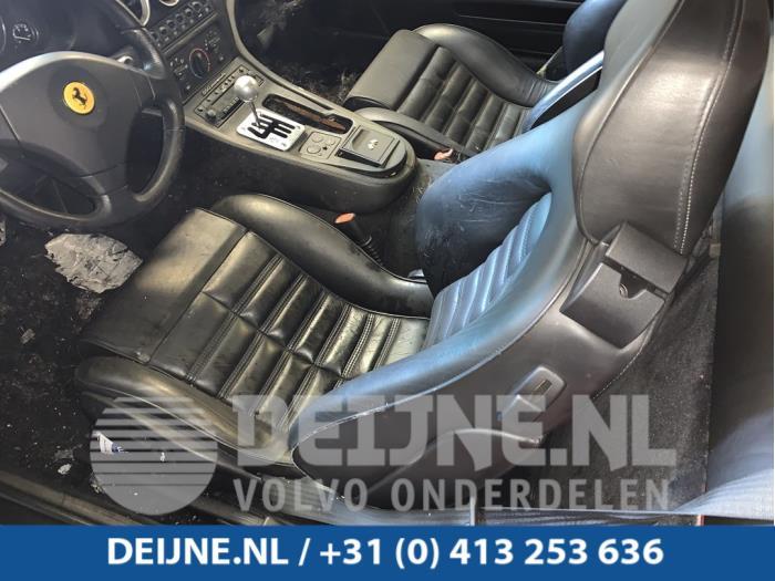 Bekleding Set (compleet) - Ferrari 550