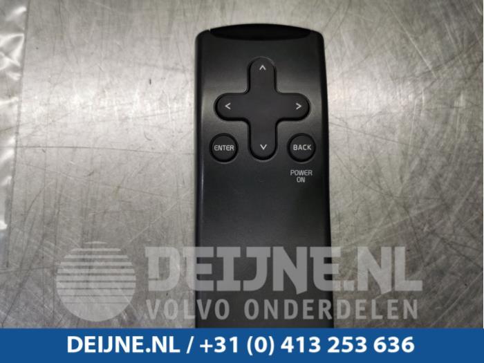 Afstandsbediening navigatie - Volvo XC70