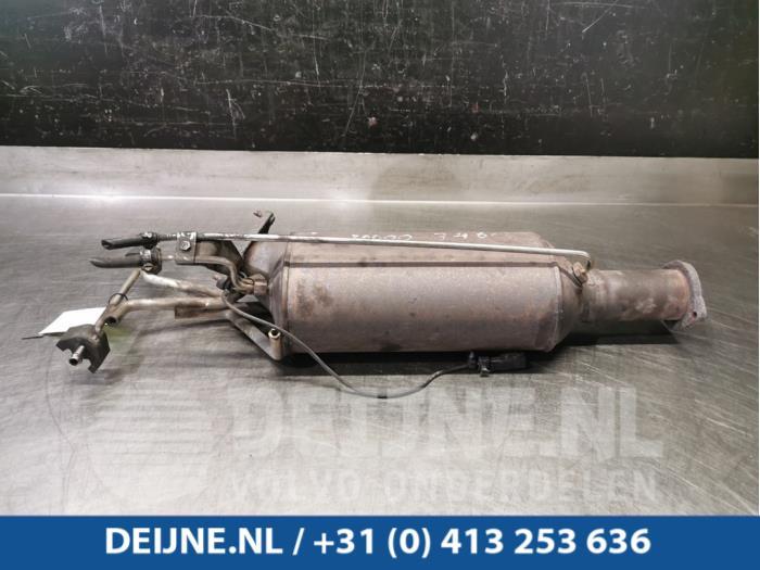 Roetfilter - Volvo XC90