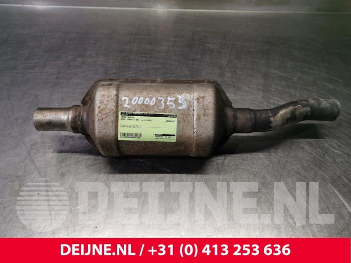 Katalysator - Opel Corsa