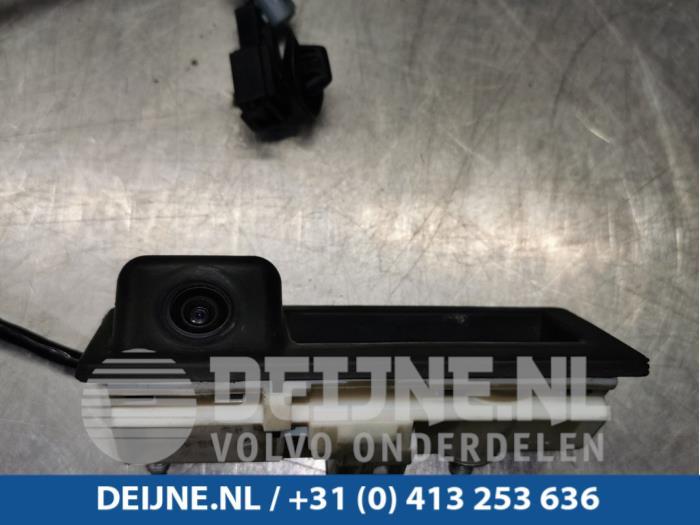 Achteruitrij Camera - Audi A3