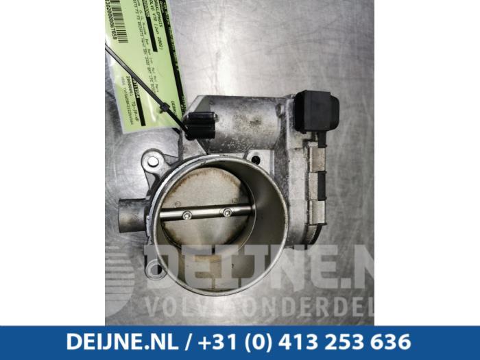 Gasklephuis - Volvo V70