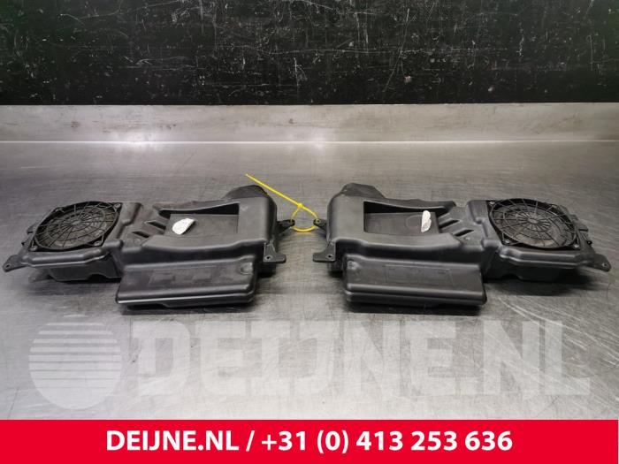 Luidspreker - Porsche Boxster