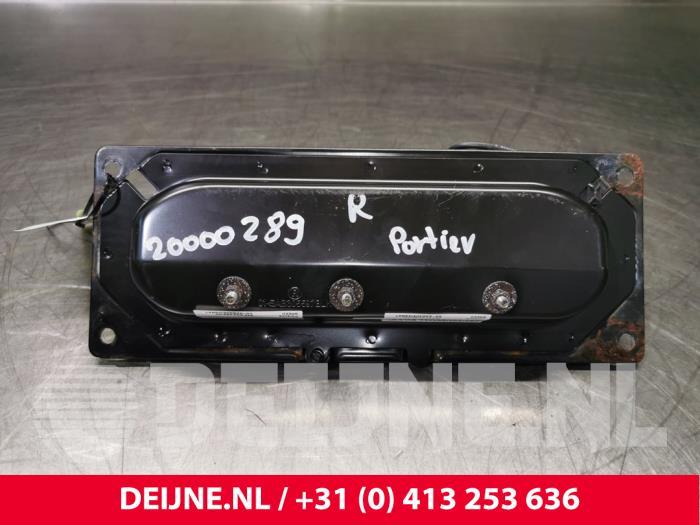 Airbag portier 2Deurs rechts - Porsche 911