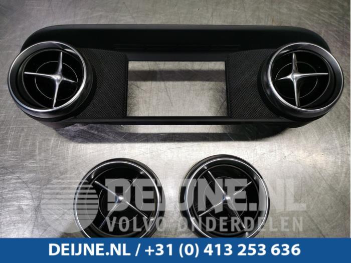 Luchtrooster Dashboard - Mercedes SLK-Klasse 11-