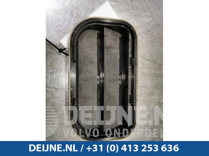 Luchtrooster zijkant - Mercedes SLK-Klasse 11-