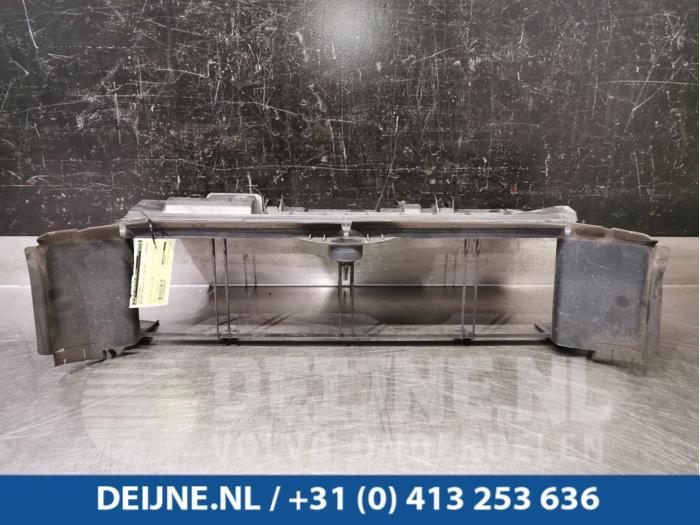 Luchtgeleider - Mercedes SLK-Klasse 11-